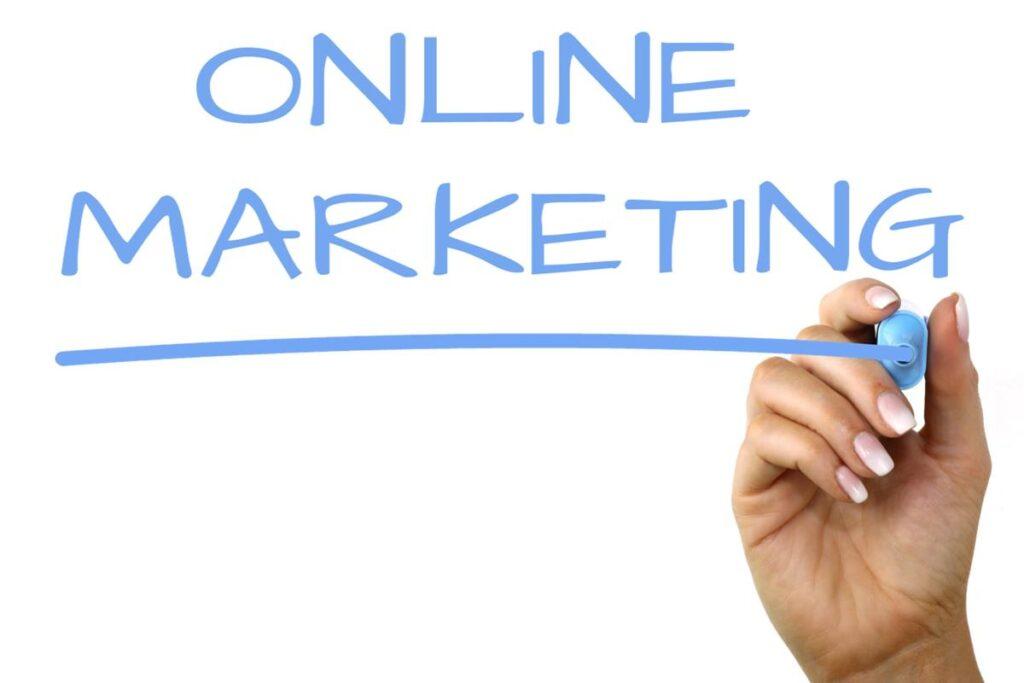 online marketing explanation