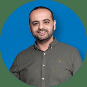 Marketing strategist Nasser