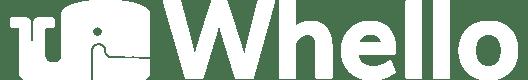 Whello Logo New White